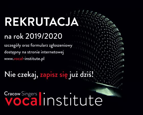 Cracow Singers Vocal Institute