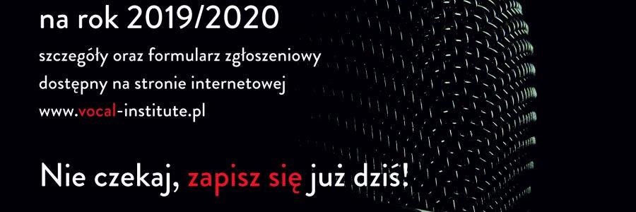 Cracow Singers Vocal Institute